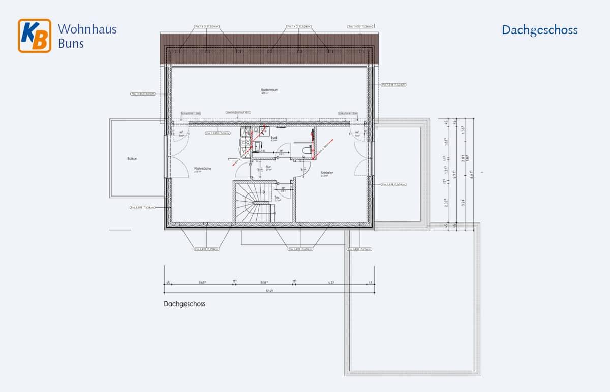 Buns_Dachgeschoss