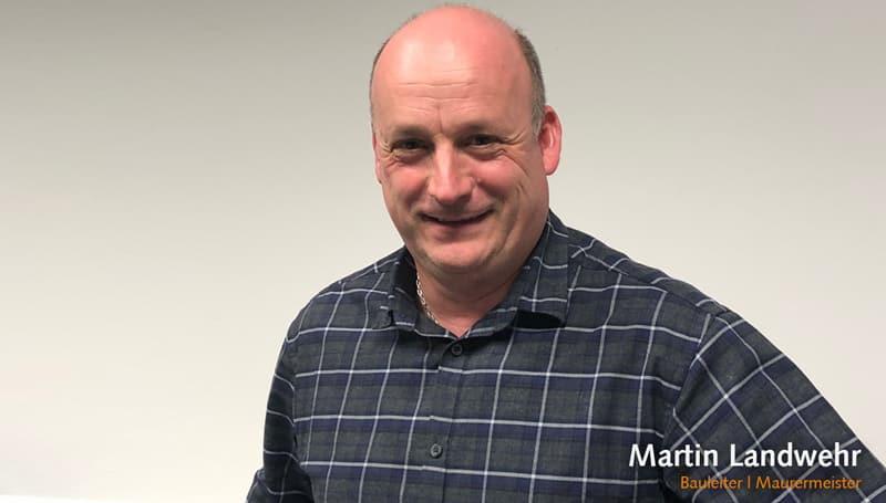 Martin Landwehr Bauleiter Kb home & living