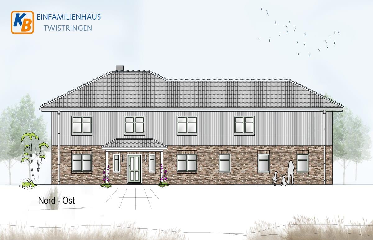 Einfamilienhaus Twistringen Nord-Ost