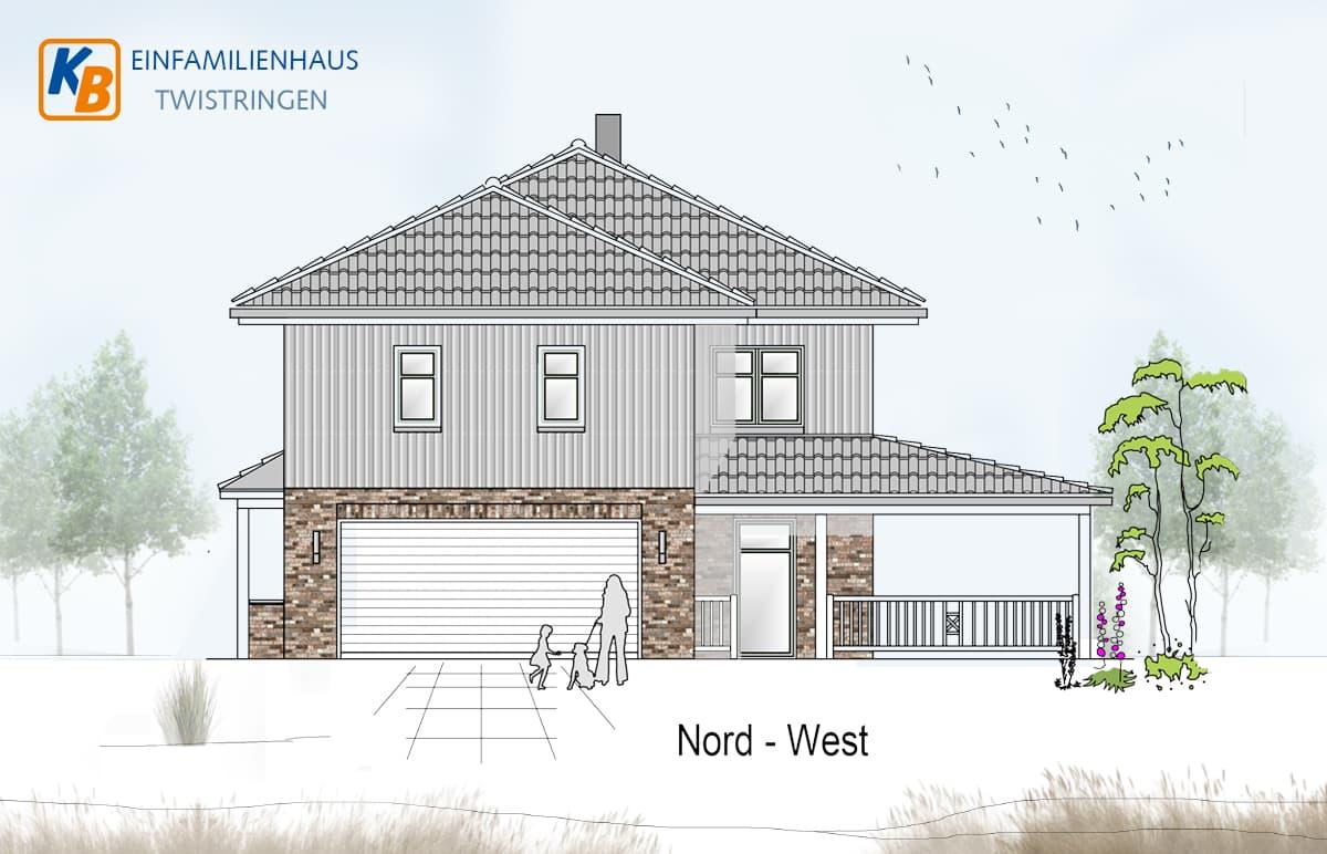 Einfamilienhaus Twistringen Nord-West