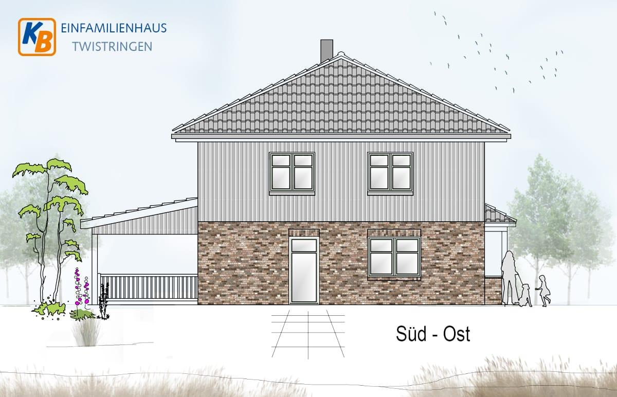 Einfamilienhaus Twistringen Süd-Ost