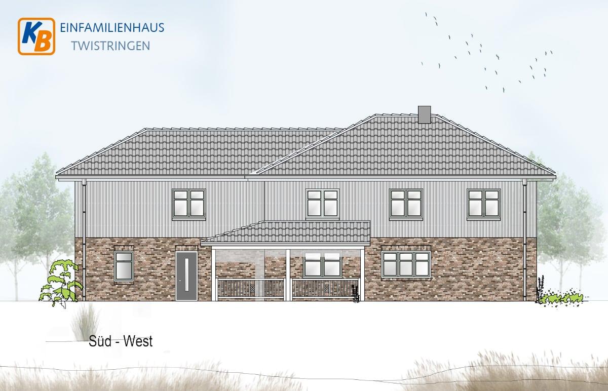 Einfamilienhaus Twistringen Süd-West