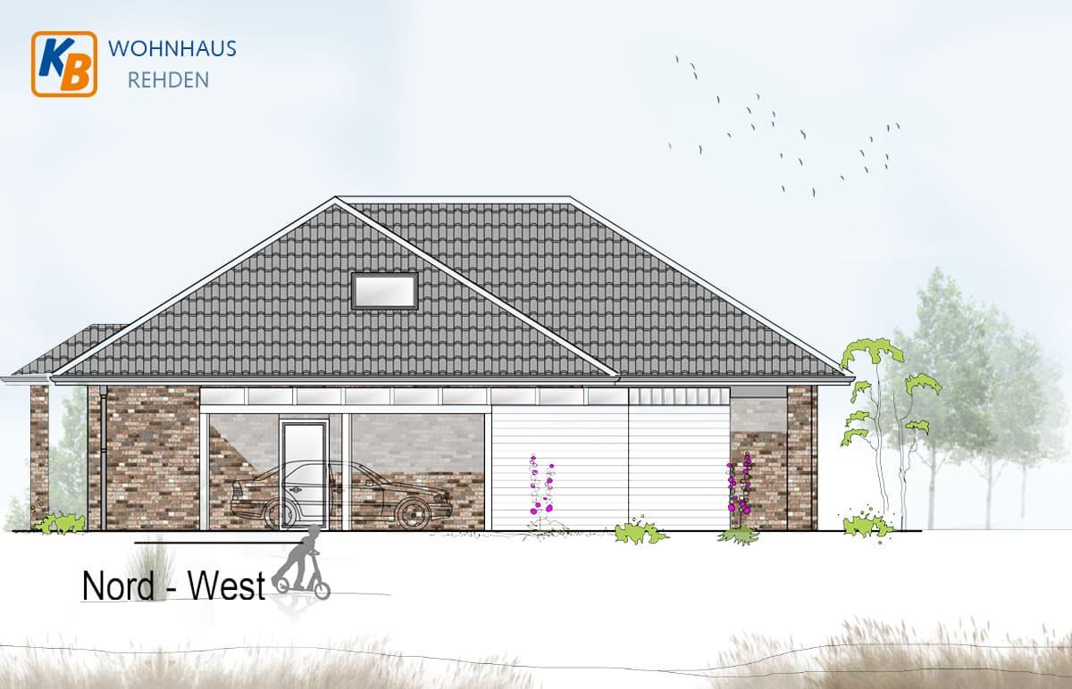 Einfamilienhaus Rehden Nord-West