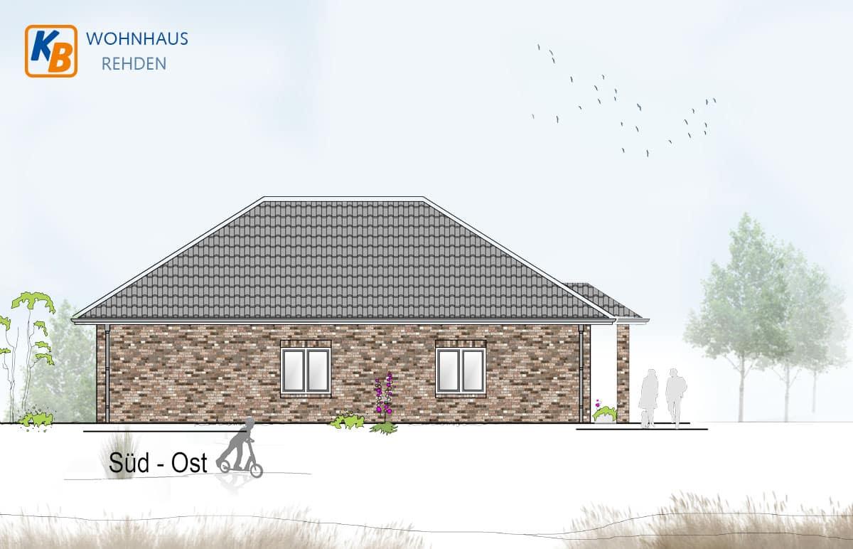 Einfamilienhaus Rehden Süd-Ost