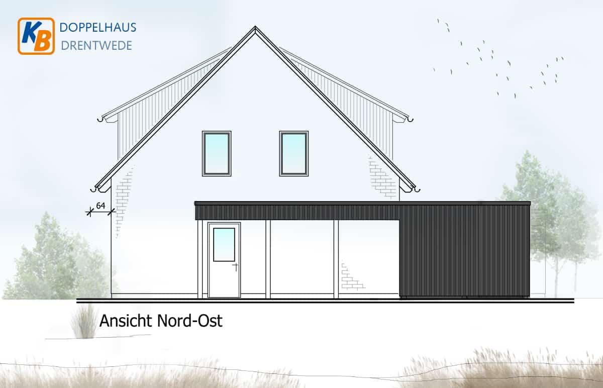 Neubau Doppelhaus Drentwede
